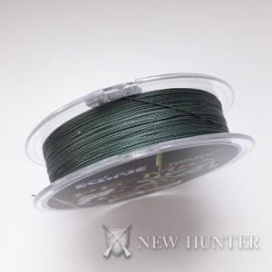 Шнур Eclipse X4 PE-Max Dark Green 100m