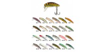 Воблер Maruto Miracle Wing Minnow 3F