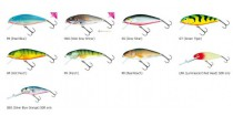Воблер SALMO PERCH 8 DR